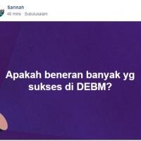 Belum Yakin dgn Diet Ala DEBM? Berikut Foto-Foto dari yg Berhasil!