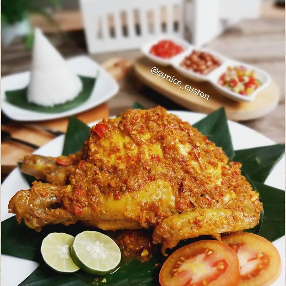 Image result for Ayam Betutu