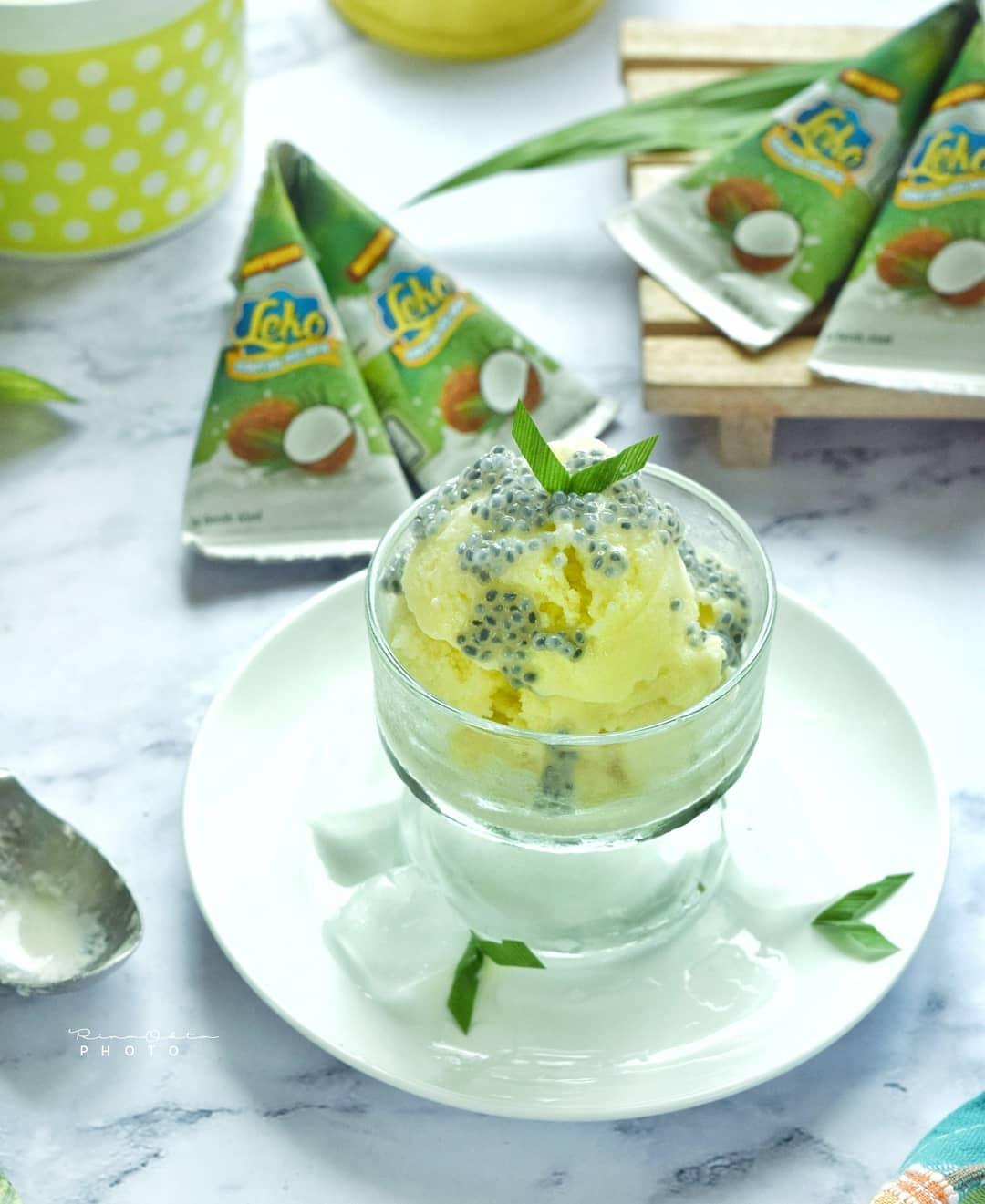 Resep Es Krim Durian Rumahan