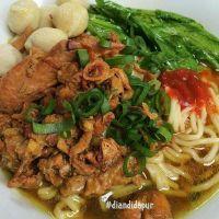 Resep Mie Ayam Homemade: Lebih enak dari yg jualan di gerobak!