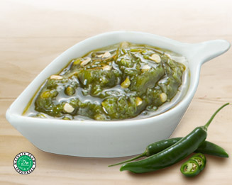 sambal hijau hokben