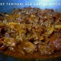 Cara Membuat Beef Teriyaki ala Hokben