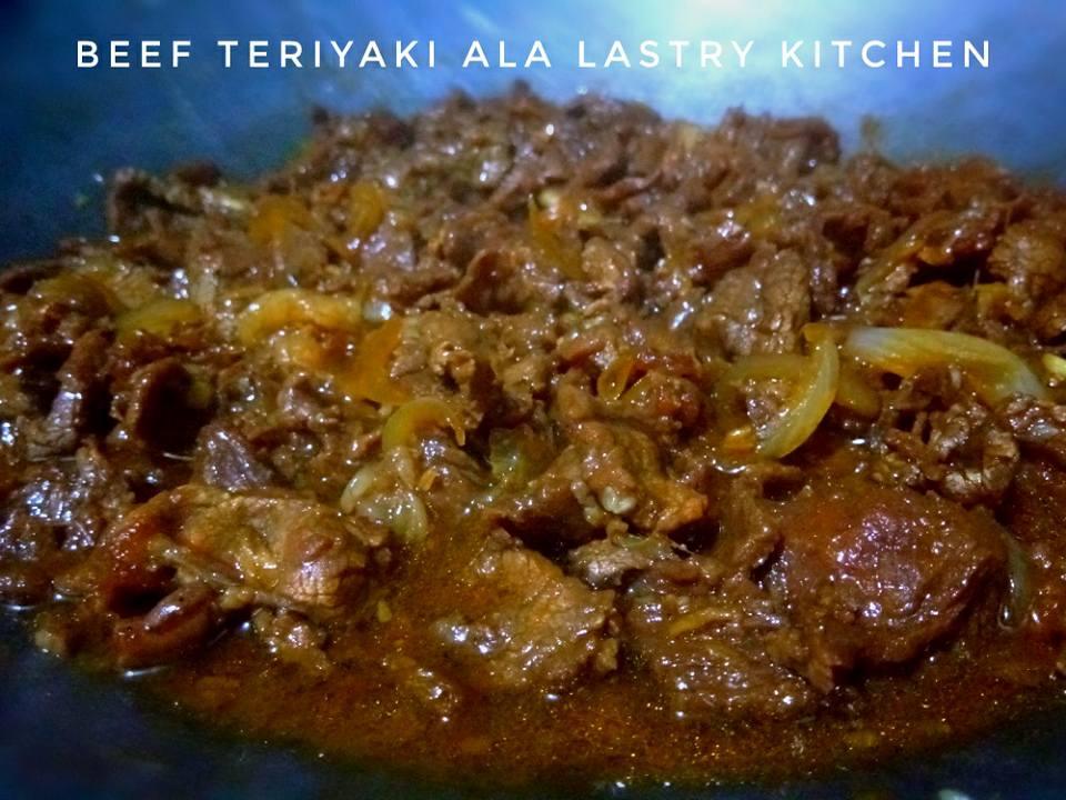 Resep Beef Teriyaki Ala Hokben 01 Jajan Bakso