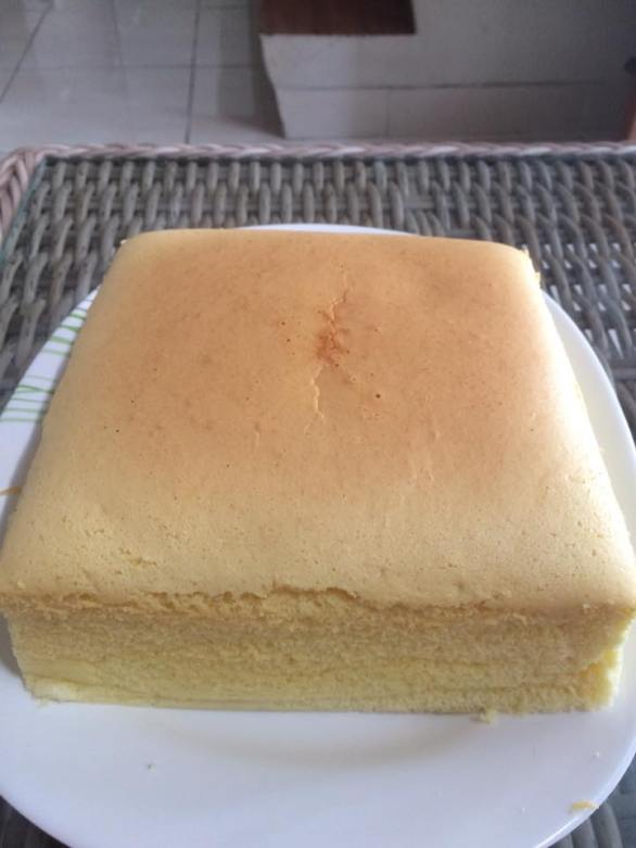 Resep Japanese Cheese Cake 01