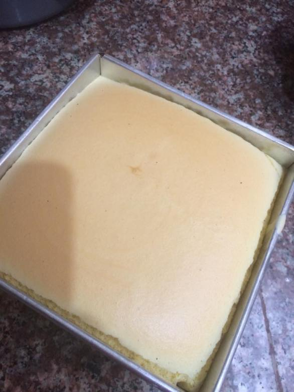Resep Japanese Cheese Cake 02