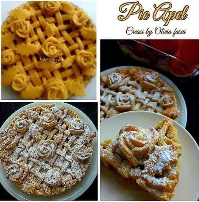 Resep Pie Apel