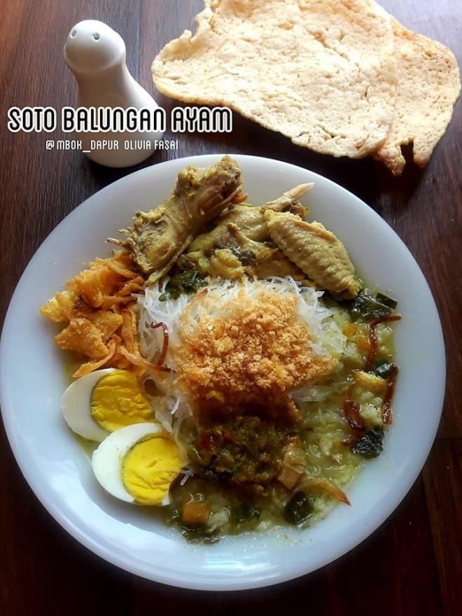 Resep Soto Balungan Ayam
