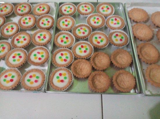 Resep Pie Pudding 1