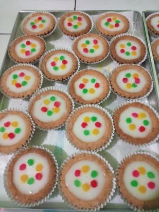 Resep Pie Pudding 3